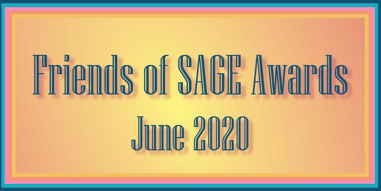 Friends of SAGE Awards 2020